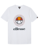 ELLESSE HERITAGE T-SHIRT - WHITE