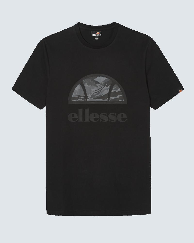 ΑΝΔΡΙΚΟ T-SHIRT ELLESSE LOGO - BLACK