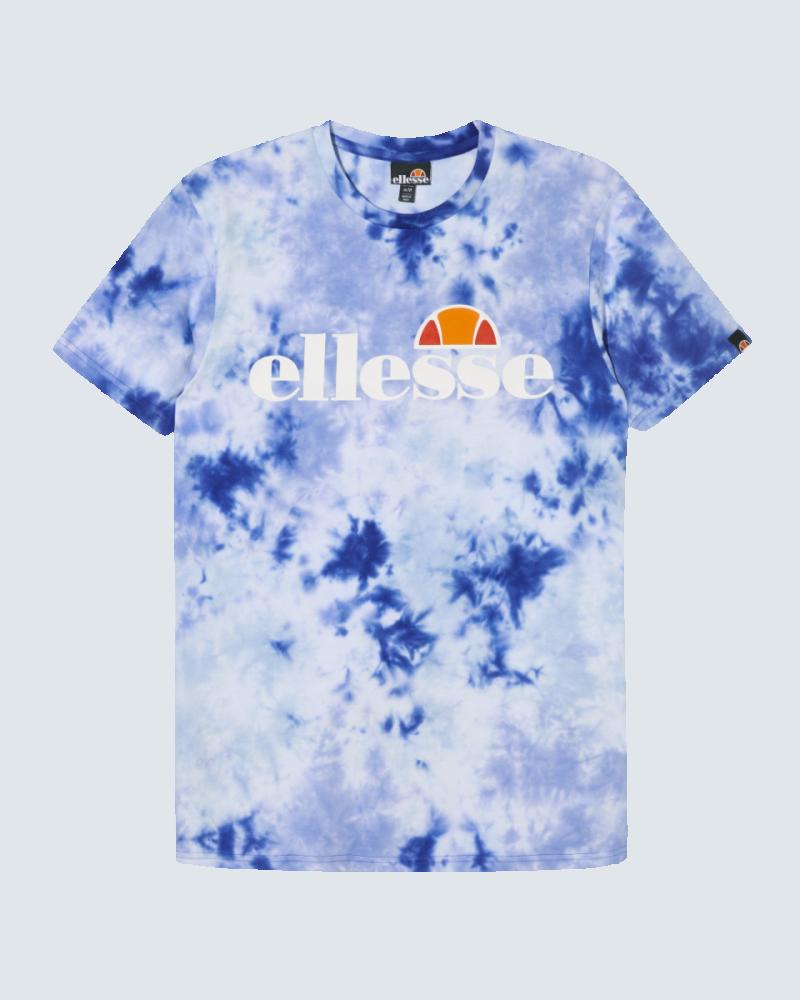 ELLESSE HERITAGE T-SHIRT - BLUE/WHITE