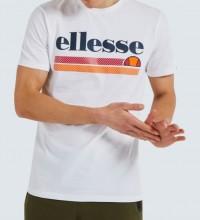 ELLESSE T-SHIRT TRISCIA - WHITE