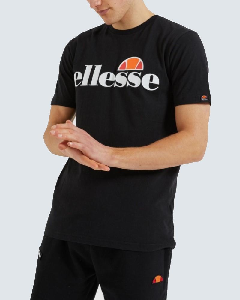 ΑΝΔΡΙΚΟ ELLESSE T-SHIRT PRADO - BLACK