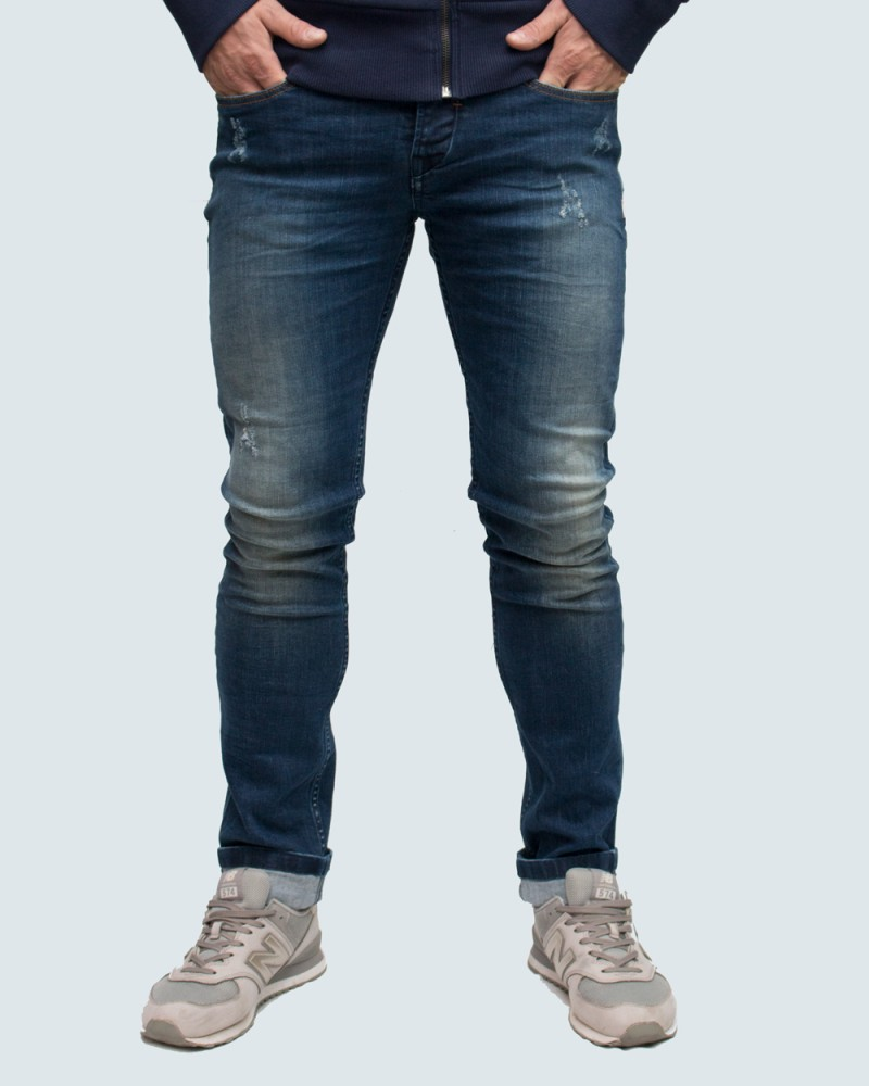 ΤΖΙΝ ΠΑΝΤΕΛΟΝΙ COVER JEANS SUPER SLIM FIT - G0547