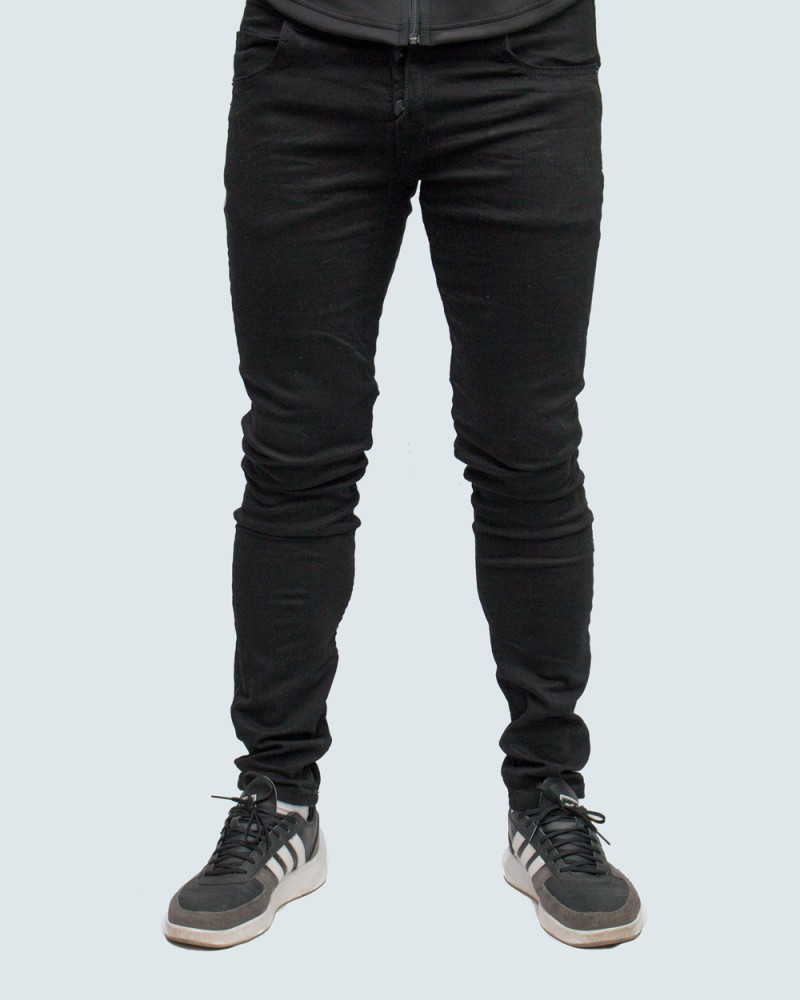 ΑΝΔΡΙΚΟ  JEAN SUPER SLIM FIT - BLACK