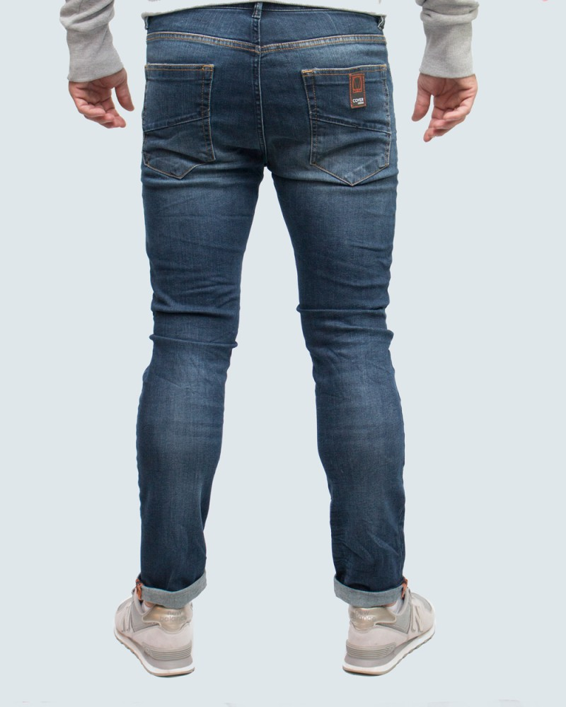 ΤΖΙΝ ΠΑΝΤΕΛΟΝΙ COVER JEANS SUPER SLIM FIT - E2458