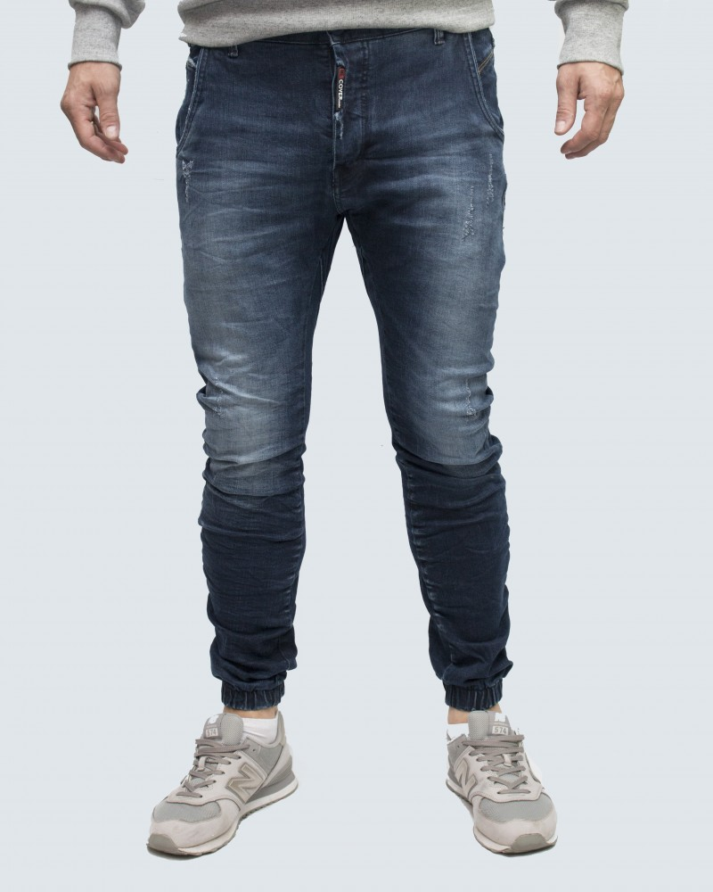 COVER DENIM ΑΝΔΡΙΚΟ JEAN BOY FIT -E2450